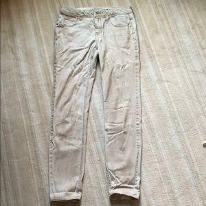 Burberry khaki pants